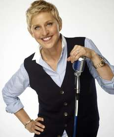 Name: Ellen DeGeneres Animated character: Dory in ?Finding