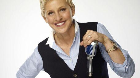 "Name: Ellen DeGeneres Animated character: Dory in ""Finding"