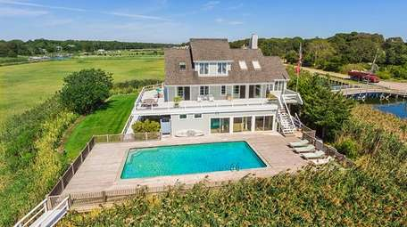 This Westhampton home is listed for $2.599 million.