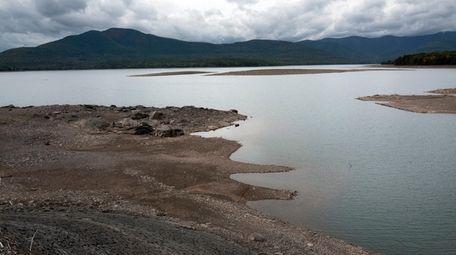 The Ashokan Reservoir in Olivebridge is part of