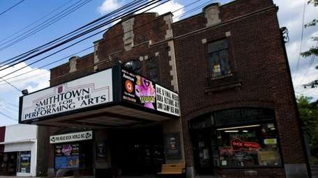 The Smithtown Center for the Performing Arts located