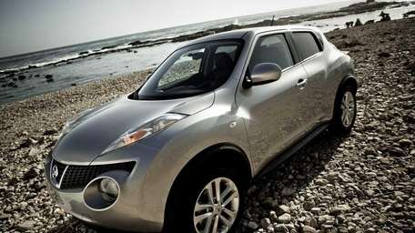 Prices for the Nissan Juke start at $19,990.