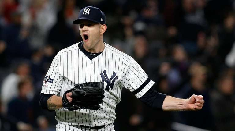 James Paxton gives Yankees just what they need: Six strong innings ...