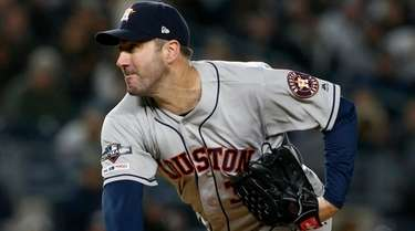 Justin Verlander gave up two home runs in