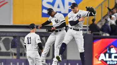 After a big Game 5 win at Yankee