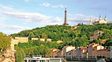 This undated photo courtesy of Avalon Waterways shows