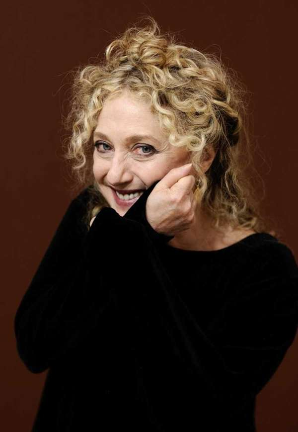 Actress Carol Kane poses for a portrait during