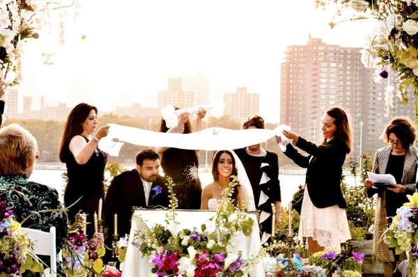 Michael Hootan Tavakolian and Ghazal Hajizadeh's wedding at