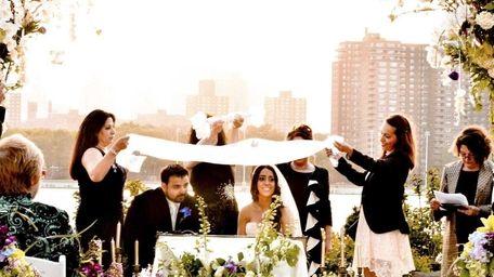 Michael Hootan Tavakolian and Ghazal Hajizadeh's wedding at
