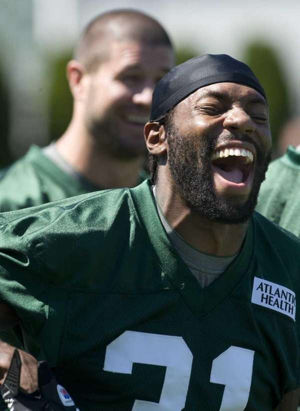 New York Jets safety corner back Antonio Cromartie