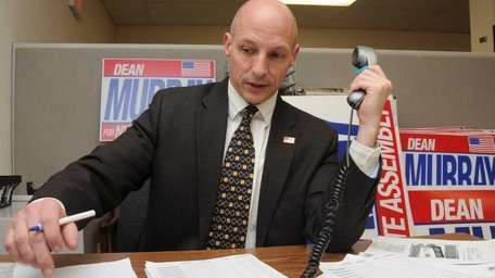 Dean Murray, a Republican from East Patchogue, represented