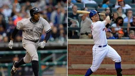 The Yankees host the Mets in the first