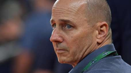 Brian Cashman has turned all his attention to