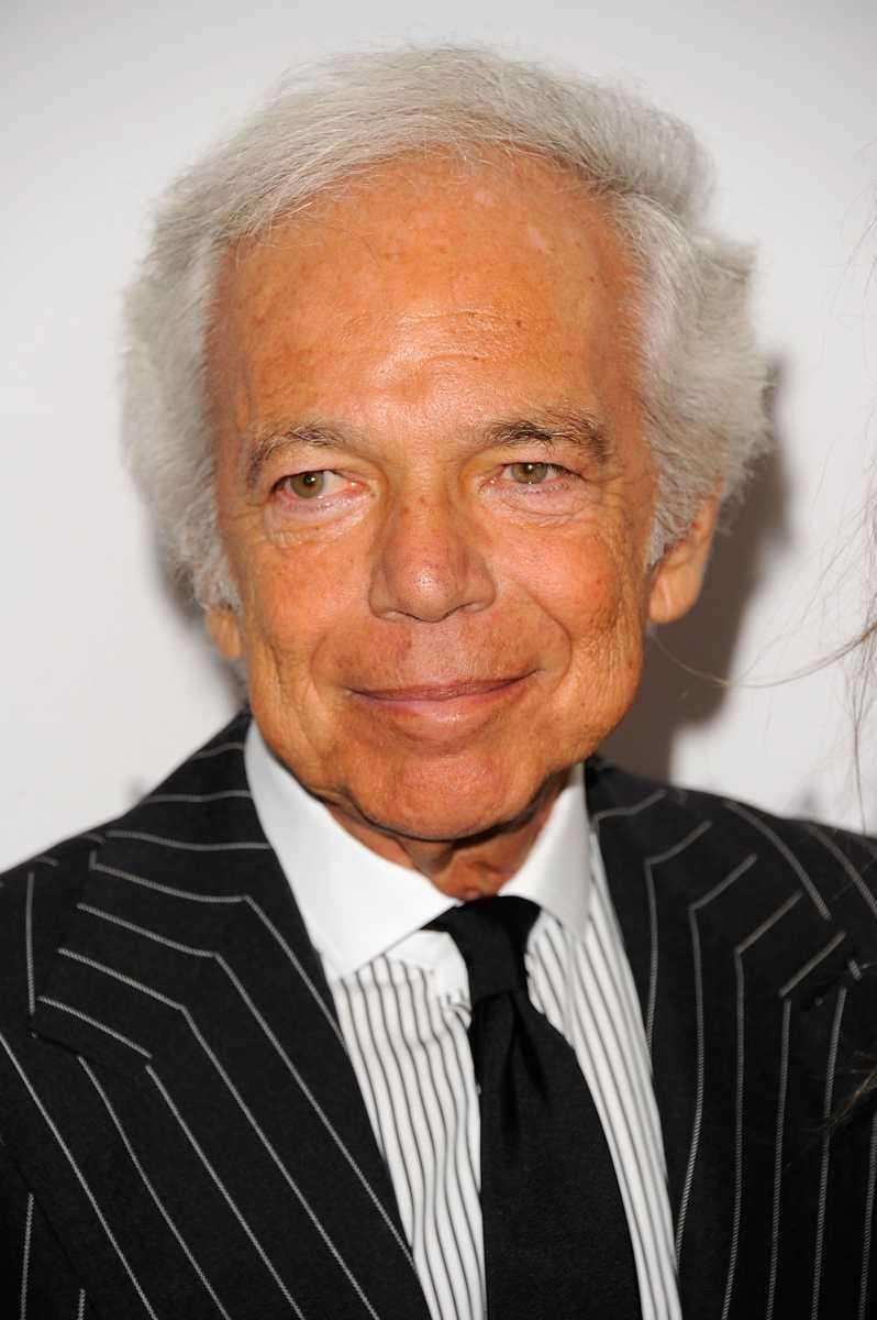 Fashion designer Ralph Lauren has a beach house