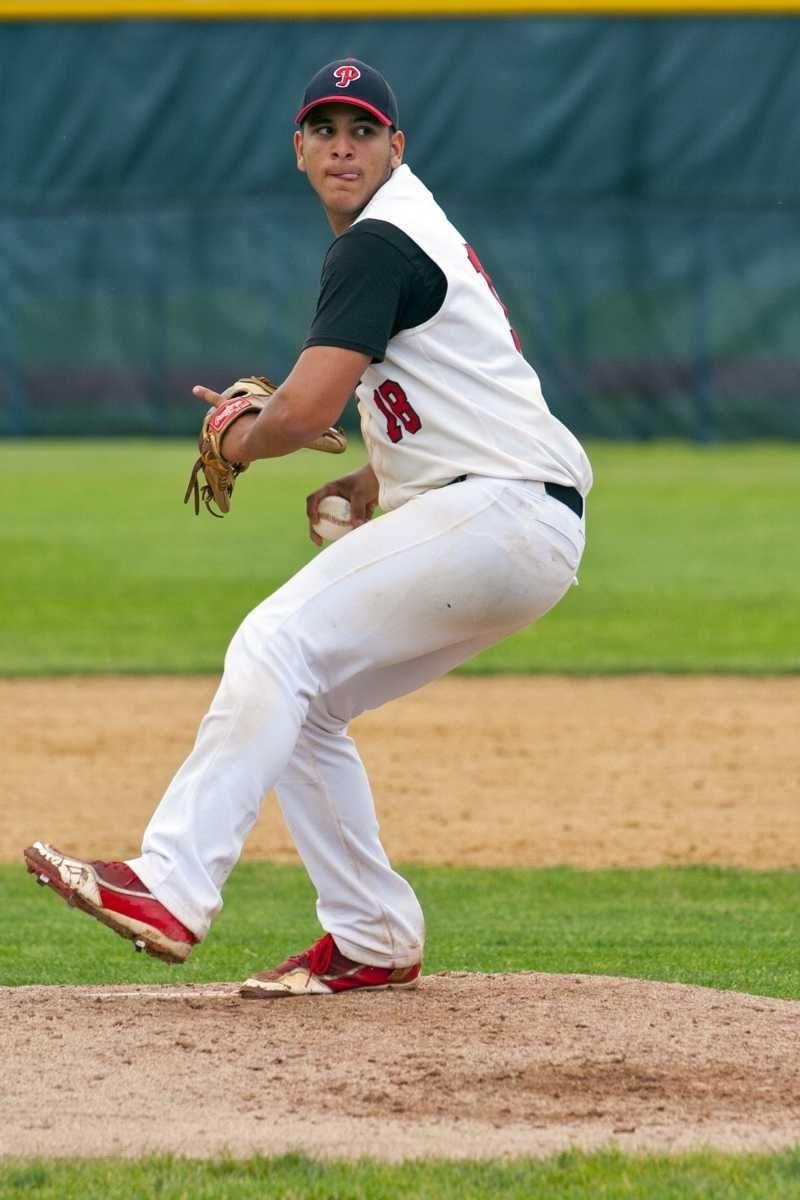 NYSPHSSAA 2012 Baseball Championships, Class A semi-finals. Plainedge