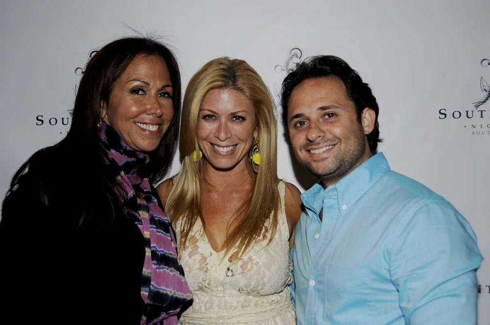 From left, Nancy Chetrit, Jill Martin and Shawn