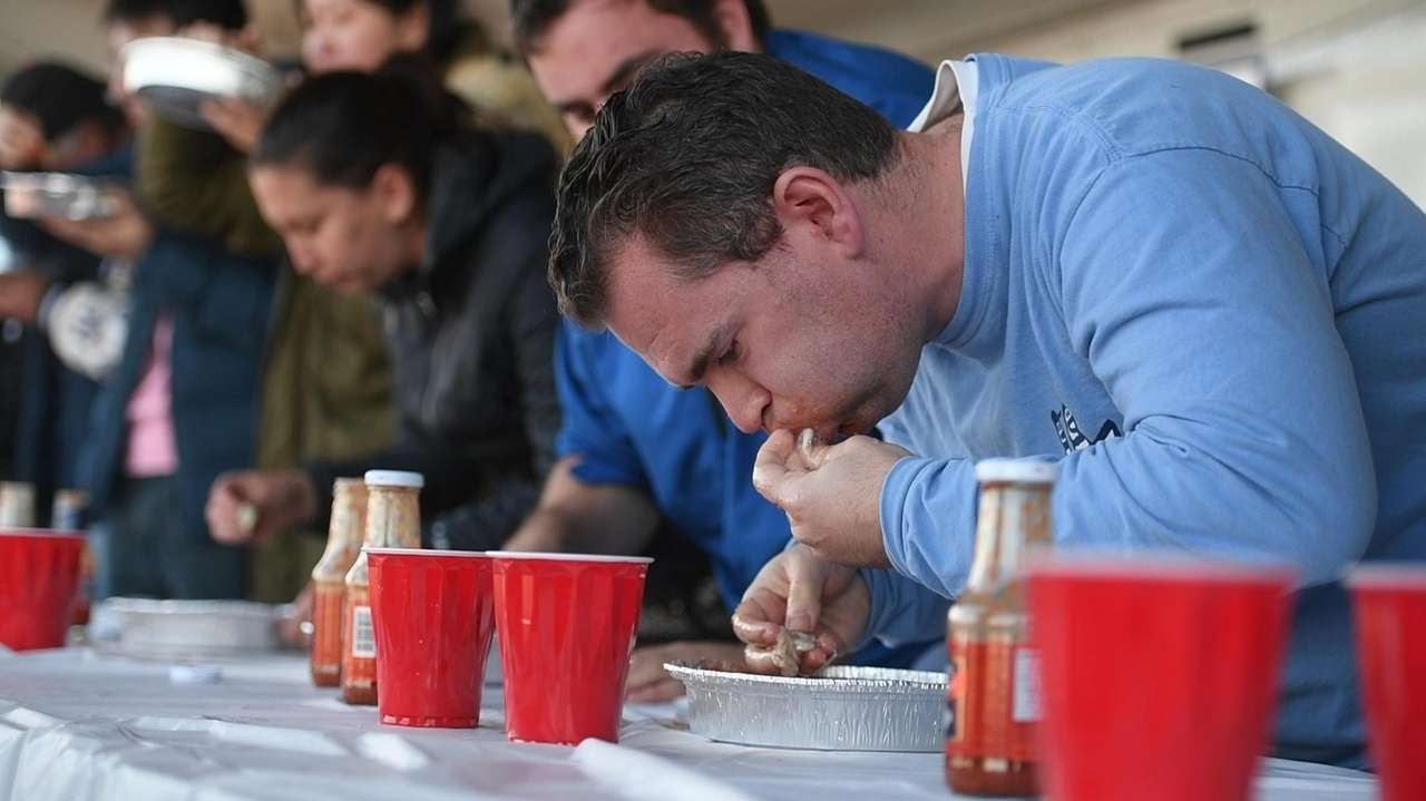 The 36th annual Oyster Festival in Oyster Bay