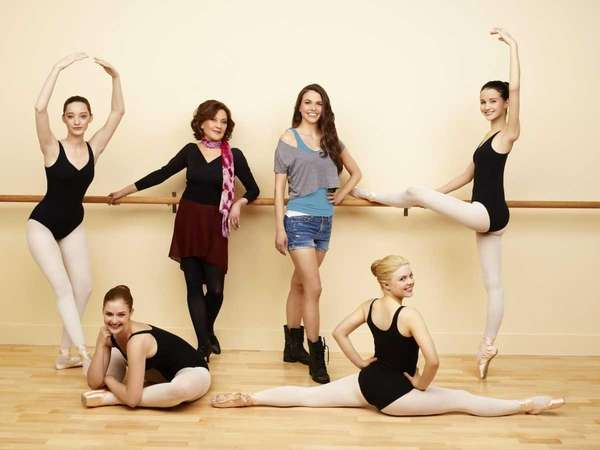 "ABC Family's ""Bunheads"" stars Emma Dumont as Melanie,"