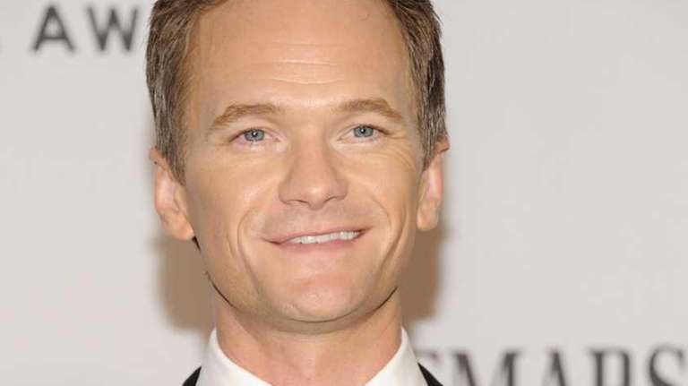 Neil Patrick Harris arrives at the 66th Annual