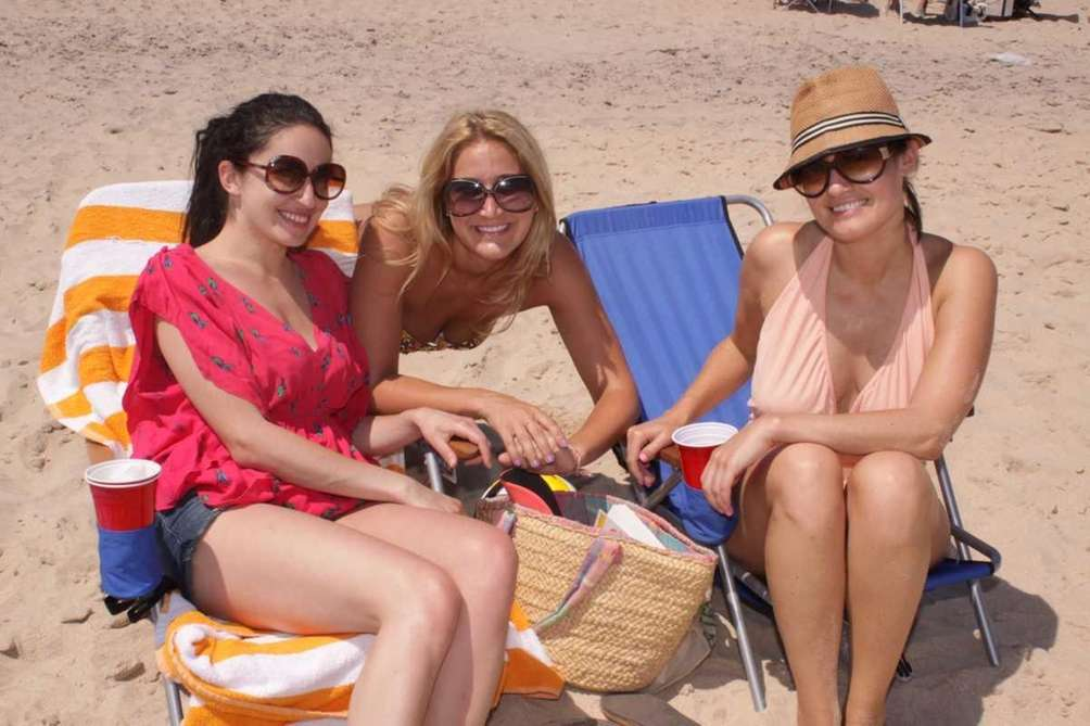 Diana, Ashley and Kathy of Manhattan NY at