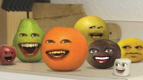 Iconic Internet phenomenon The Annoying Orange is breaking