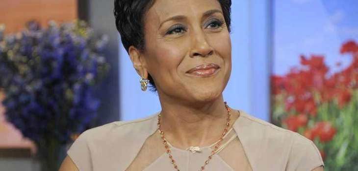 Robin Roberts on ?Good Morning America? after announcing