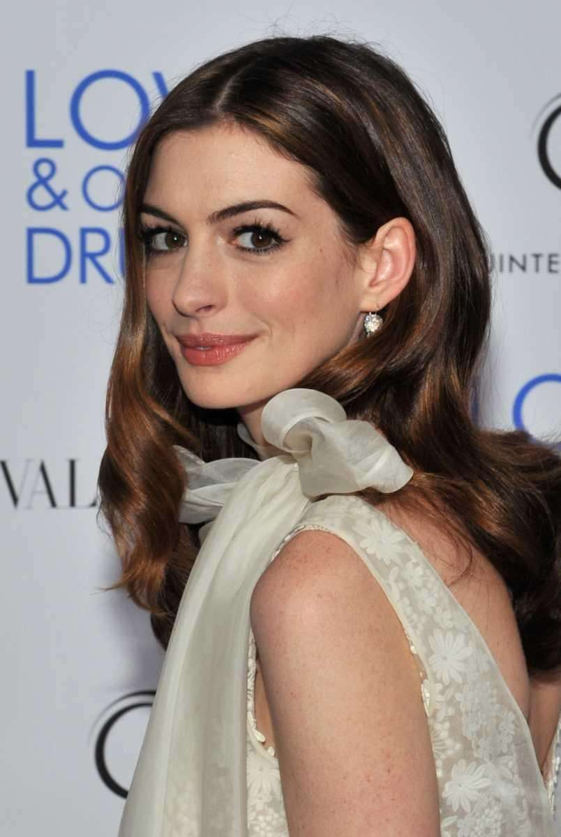 Actress Anne Hathaway got her start in Hollywood