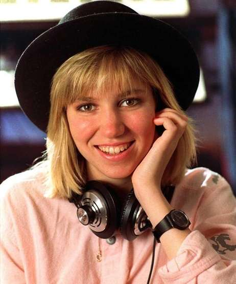 Debbie Gibson writes 'Foolish Beat'