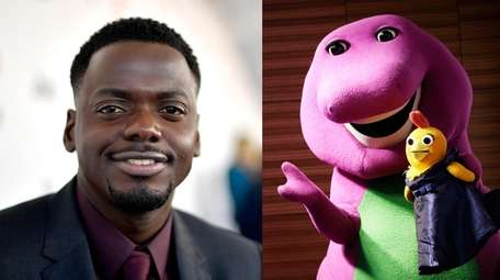 Actor Daniel Kaluuya is at work on a