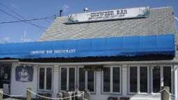The Chowder Bar in Bay Shore was one