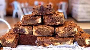 Blondies at Hometown Bake Shop in Patchogue are