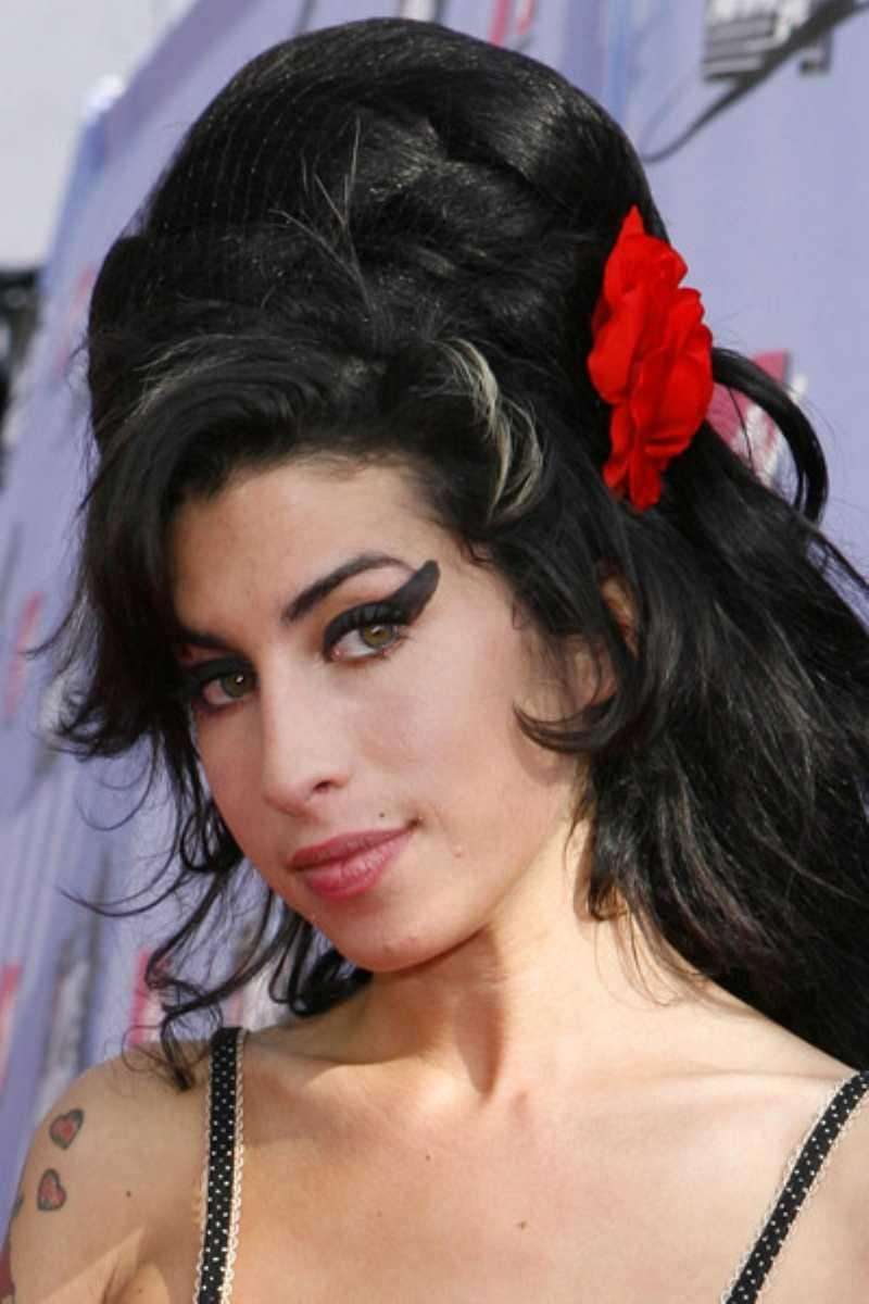 English singer-songwriter Amy Winehouse is known for her