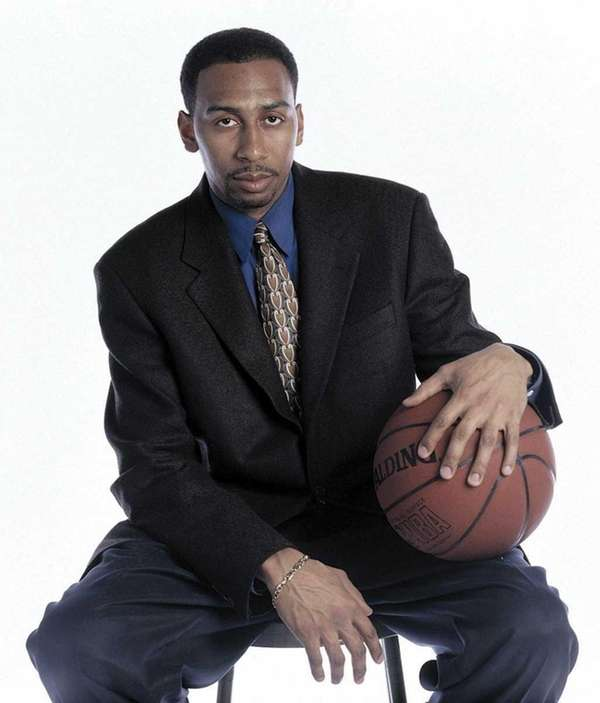 Stephen A. Smith is a commentator for ESPN.