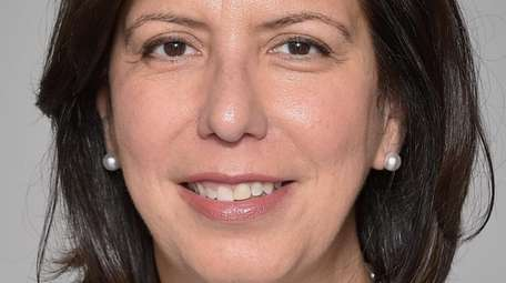 Madeline Singas, Democratic incumbent candidate for Nassau County