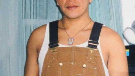 Marcelo Lucero, 37, shown on Nov. 10, 2008,