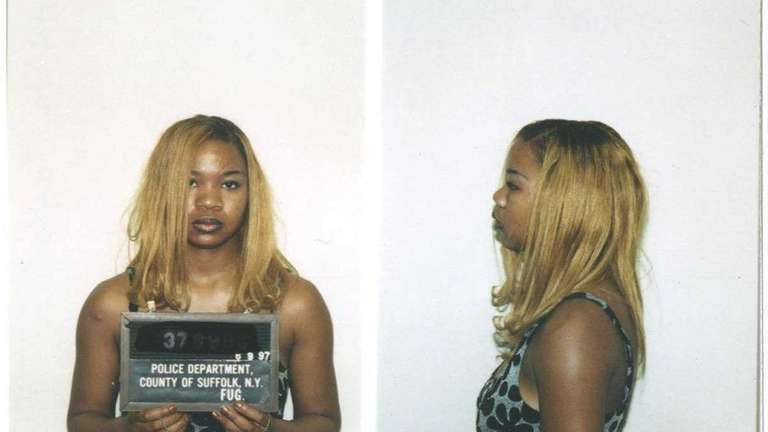 A handout image of Kalila Taylor who is