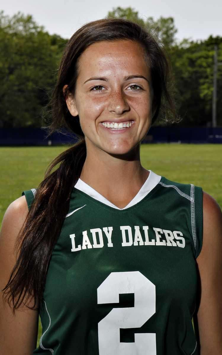 KIM KOLODNY Farmingdale, attack, senior The Rutgers-bound star