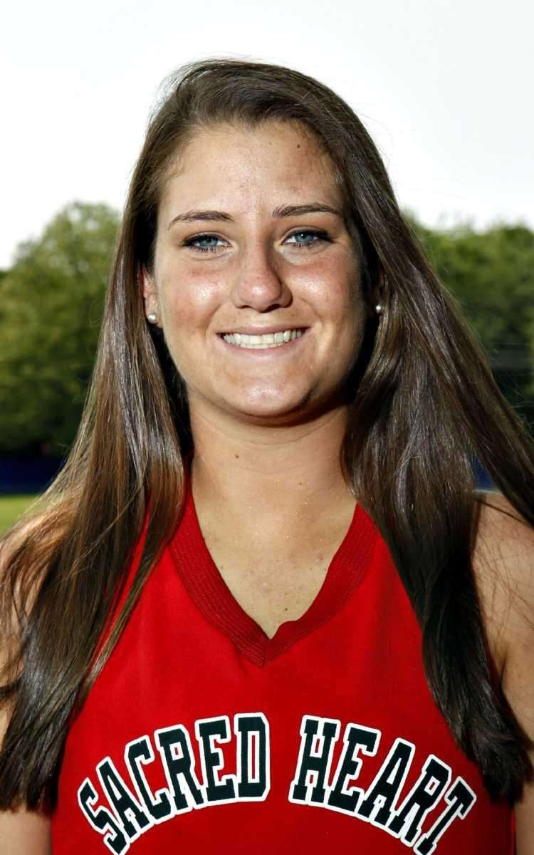 BECKY CONTO Sacred Heart, midfielder, senior The All-American