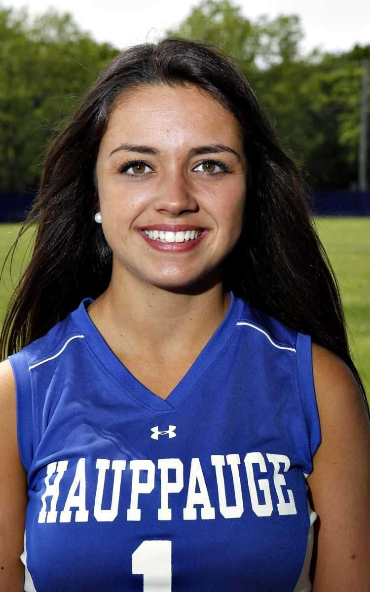 TAYLOR RANFTLE Hauppauge, attack, senior A two-time All