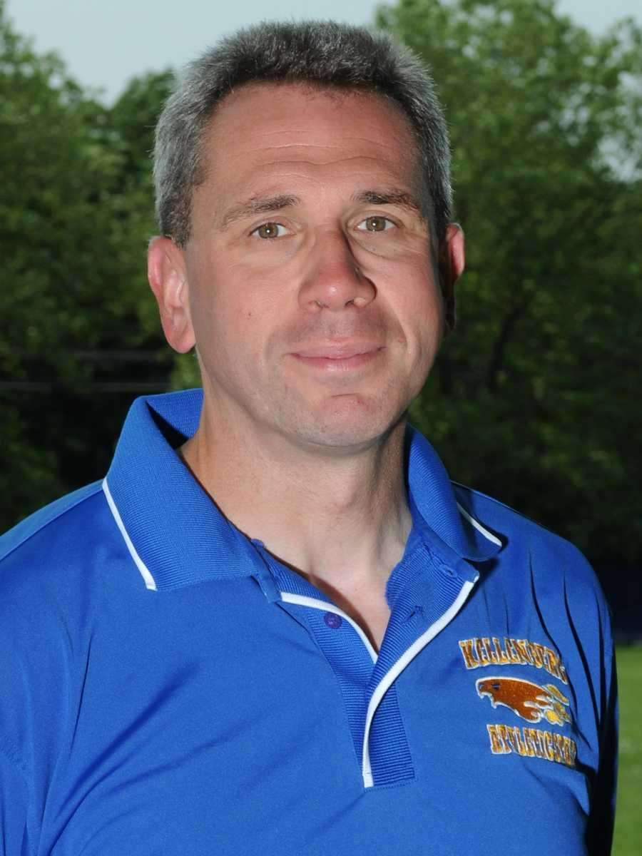 KEN CONRADE Nassau Coach of the Year Kellenberg
