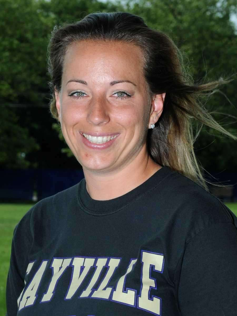 TIFFANY ROWAN Suffolk Coach of the Year Sayville