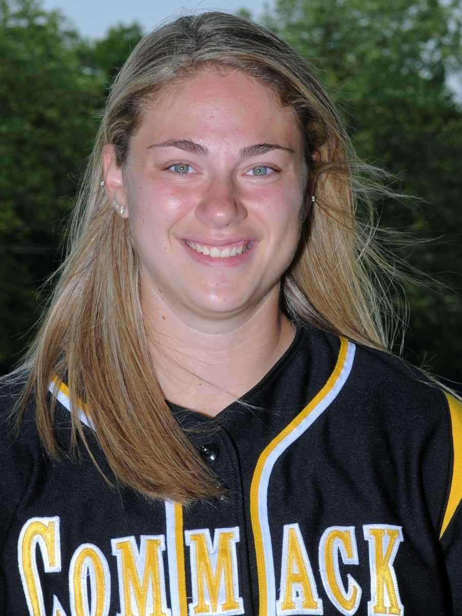 PAIGE SWANTEK Commack, C, senior A three-time All-County