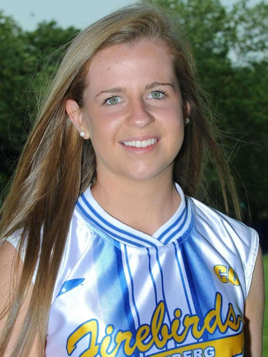 SUSAN PARDO Kellenberg, P, senior The Wesleyan-bound pitcher