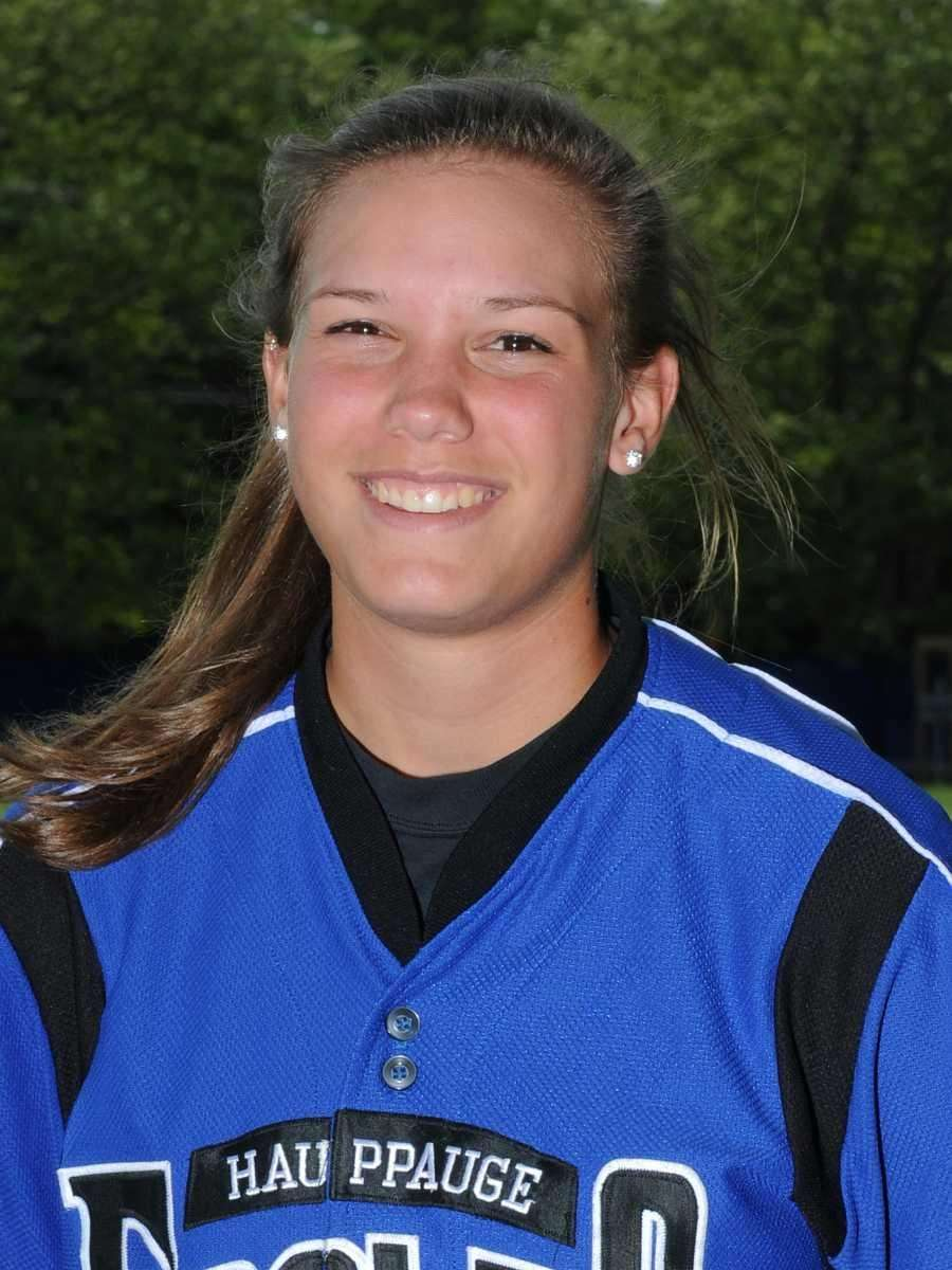 SANDY HAWTHORNE Suffolk Player of the Year Hauppauge,