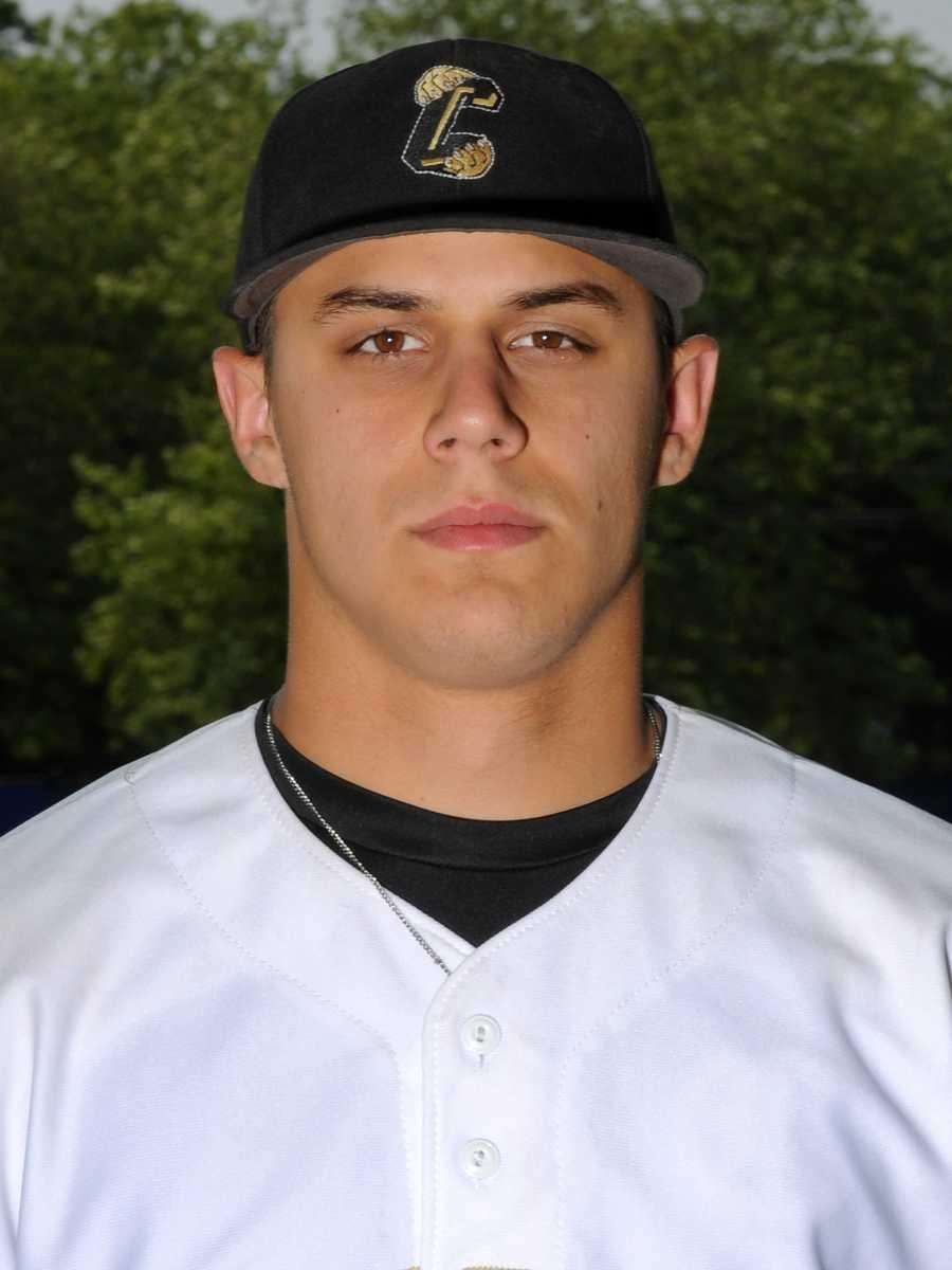 CHARLES GALIANO Commack, C, senior Galiano was drafted