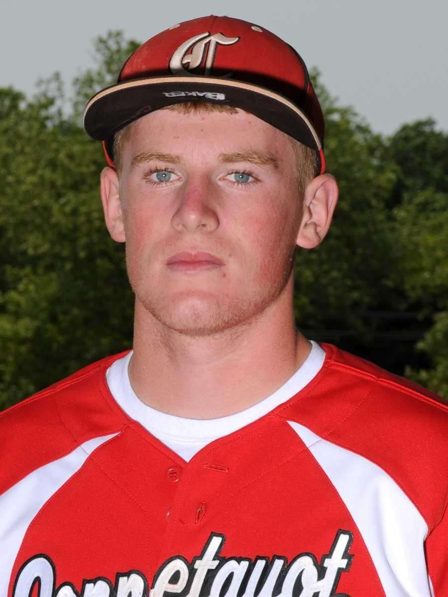 CASEY BAKER Connetquot, SS, junior Baker hit .441