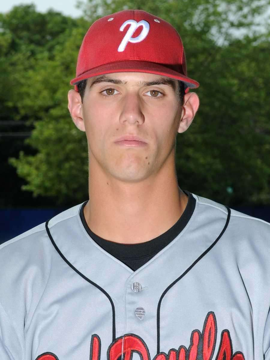 TYLER MANEZ Plainedge, P/OF, senior Manez was drafted