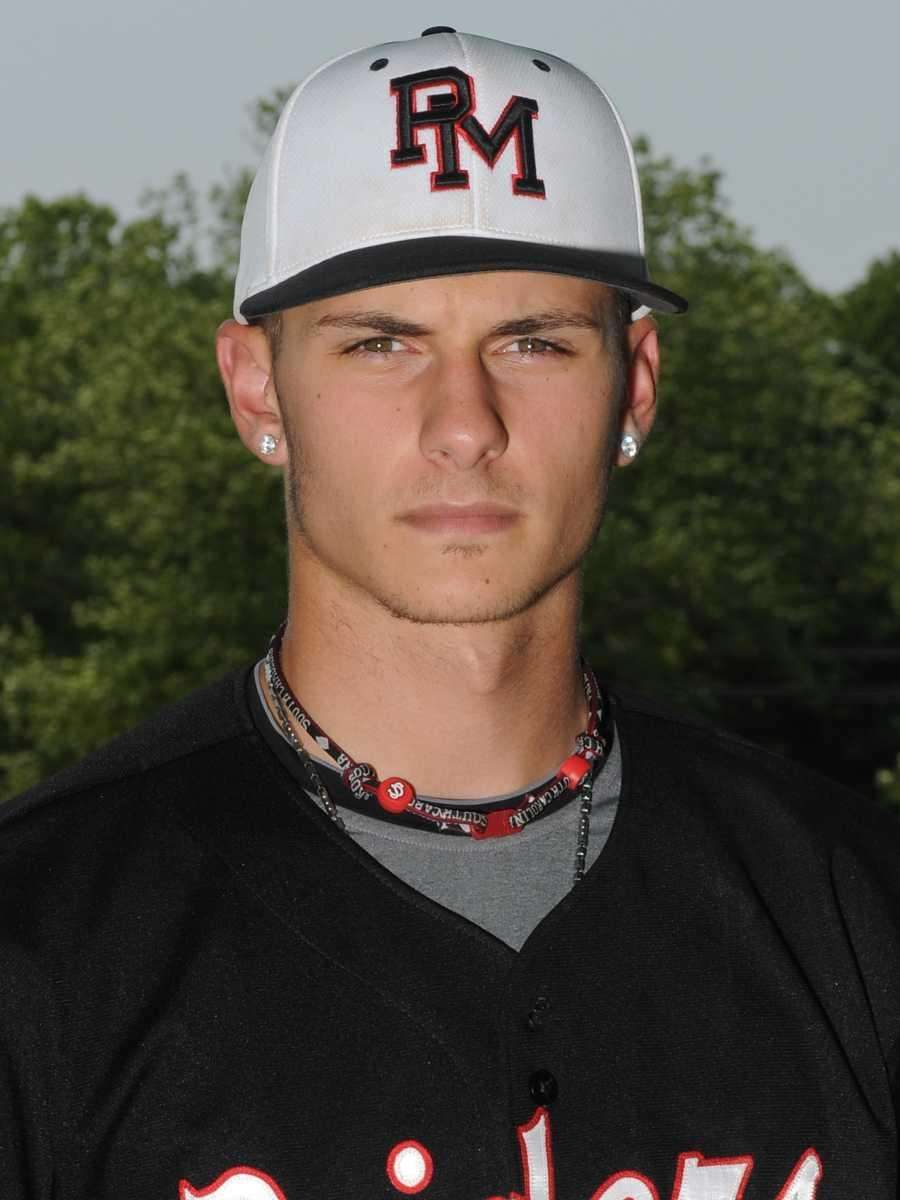 MATT VOGEL Patchogue-Medford, P/SS, junior Vogel batted .420