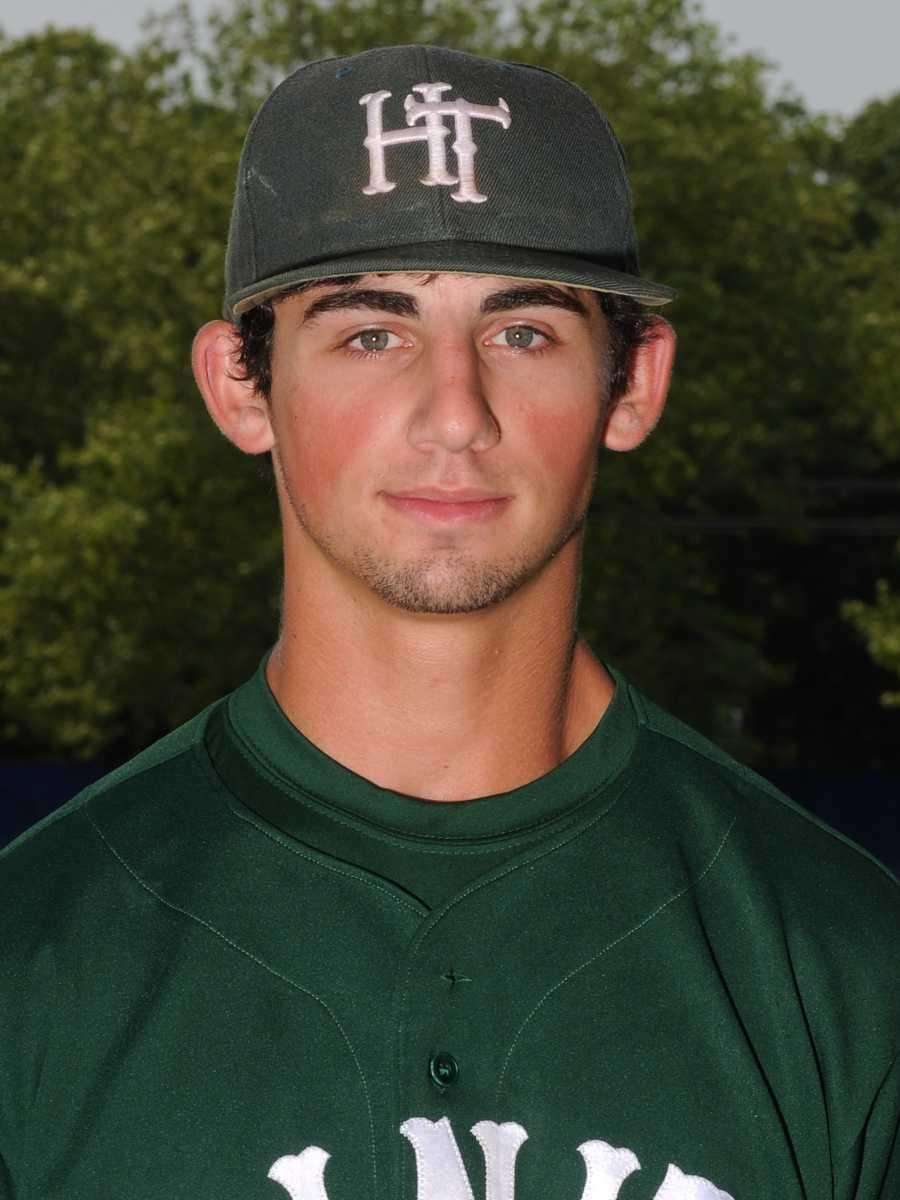 JACK PARENTY Holy Trinity, 2B, senior Parenty was
