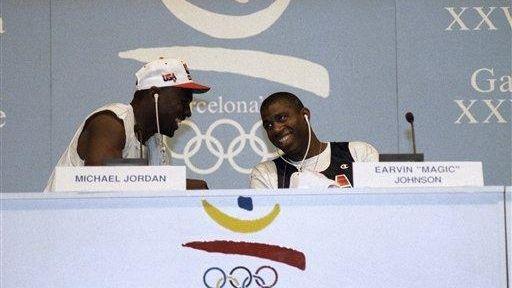 c1b69e8aadc4 Olympic Dream Team doctor auctioning off memorabilia